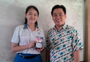 Bersama Guru Pembimbing